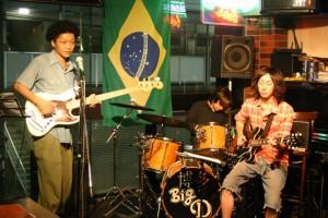 hayatomi band ライヴ